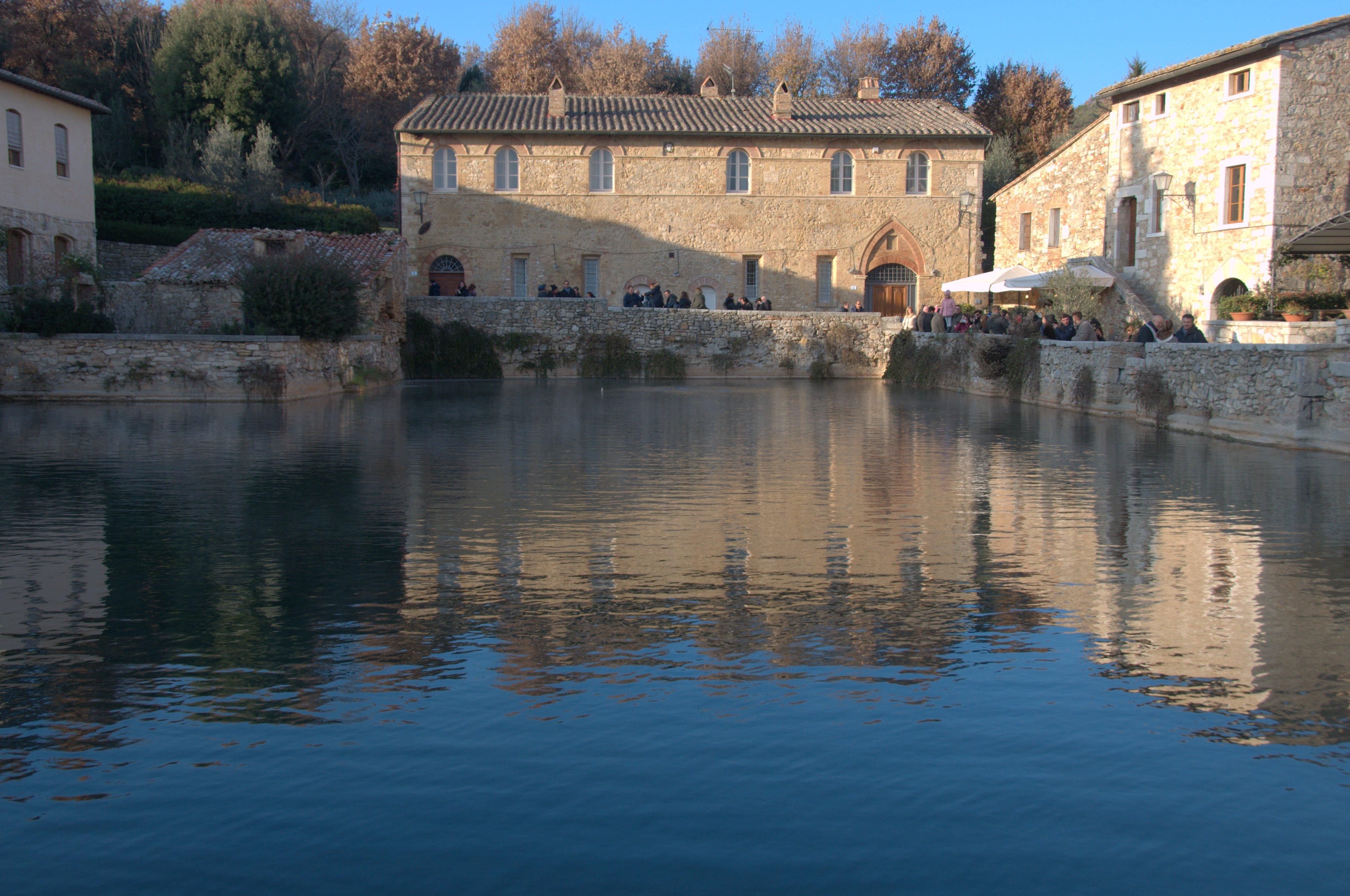 Bagno vignone siena siena house tuscany for Sienna house