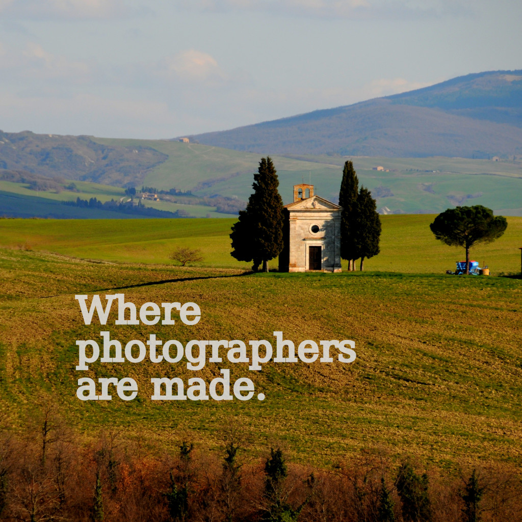 where photographers are made