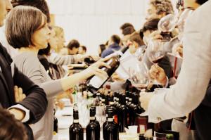 Wine tasting in Montalcino