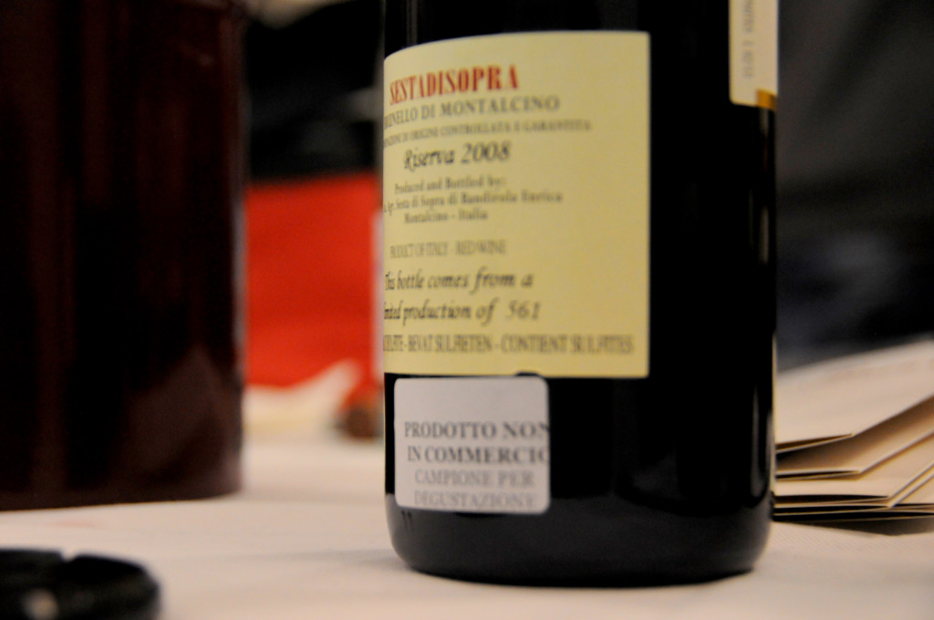 What we liked at Benvenuto Brunello