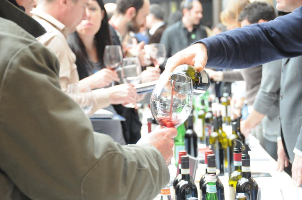 Vibrant tasting days at Benvenuto Brunello