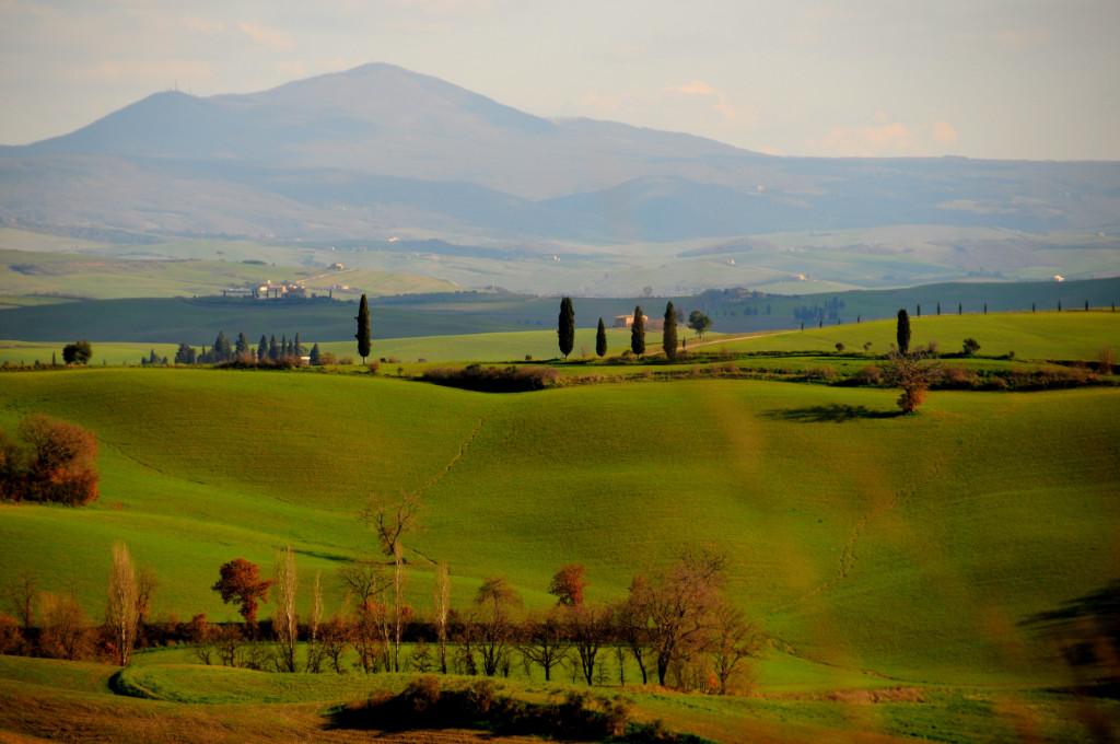 Rural landscapes Tuscany